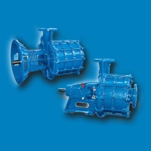 HORIZONTAL AXIS CENTRIFUGAL PUMPS