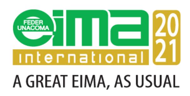 EIMA 2021 – BOLOGNA